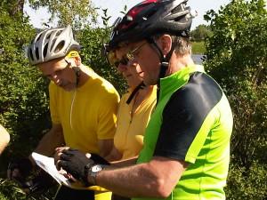 Geocaching Ride 2012