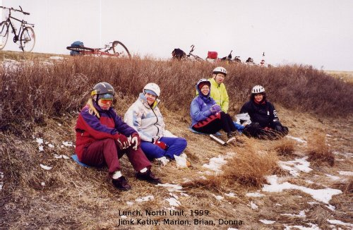 North Unit Lunch 1999