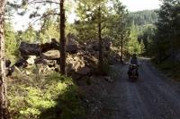 KVR 11-07-03 John on the trail_jpg.jpg